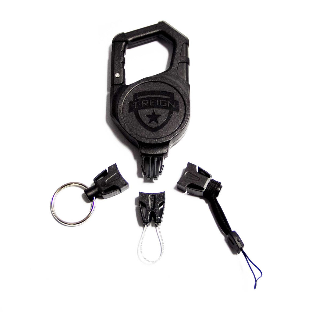 Large Carabiner Gear Tether Combo