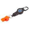 FOX40 Safety Whistle with Retractable Tether