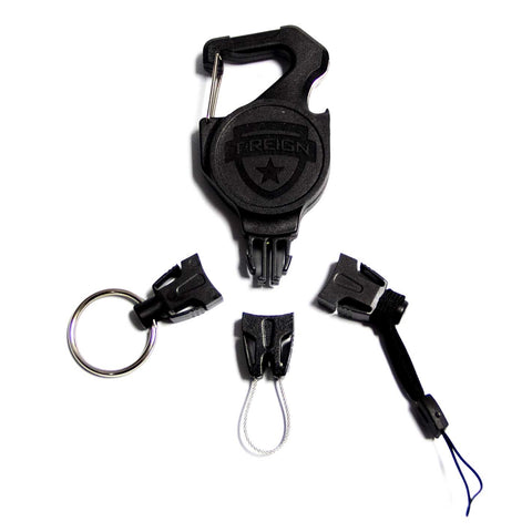 Small Carabiner Gear Tether Combo