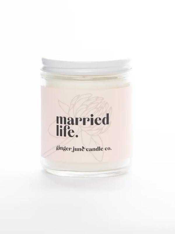 Married Life • Soy Candle