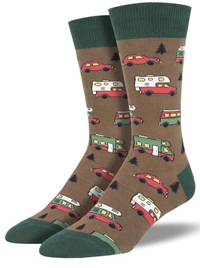 Men's Socks Are We There Yet