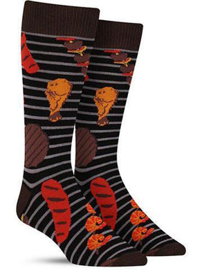 Men's Grillin And Chillin Socks