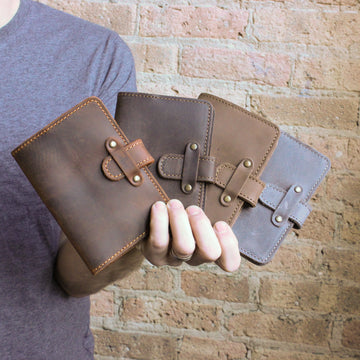DuPage Leather Journal