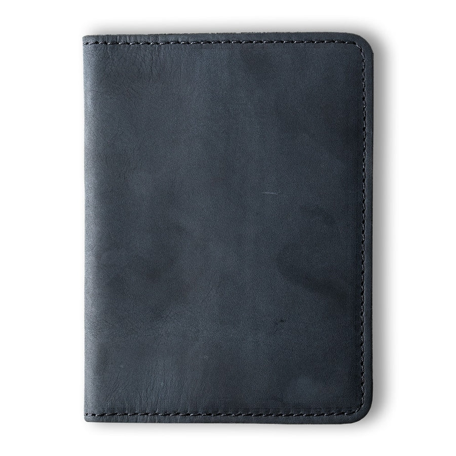 Pike Travel Wallet - Charcoal