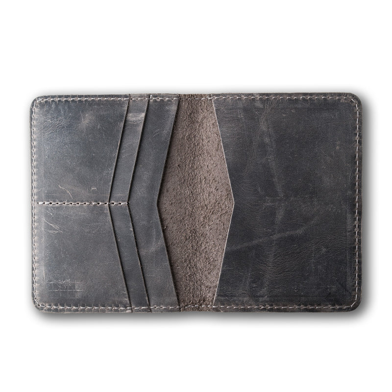 Pike Travel Wallet - Rock