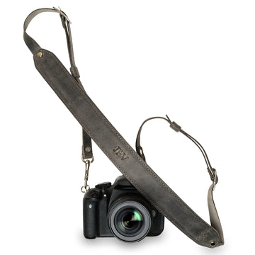 Steve Pro DSLR Camera Strap- Rock Gray