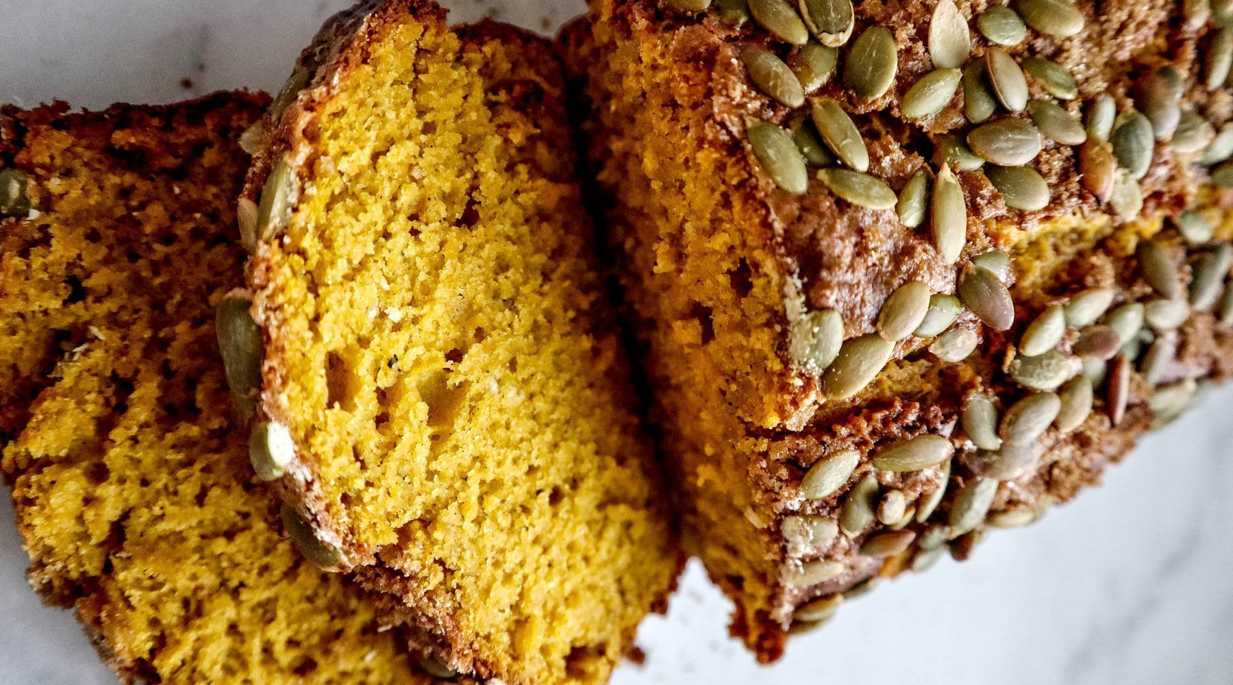 Local Spiced pumpkin bread by Reece Hignell at Your Food Collective