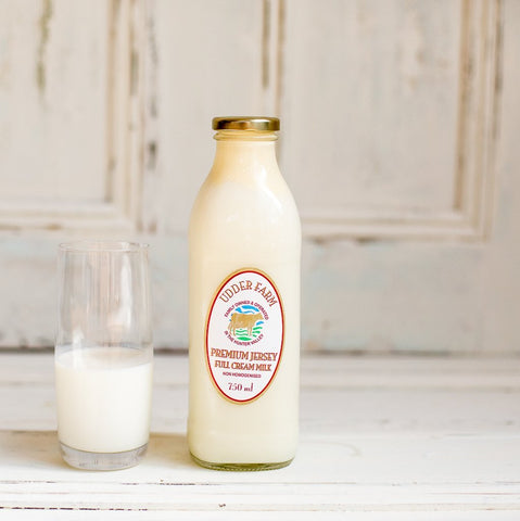 Udder Farm Milk at Your Food Collective