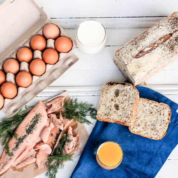 Delux Brekky Pack at Your Food Collective