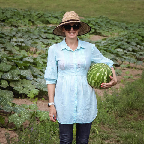 Local Watermelon at Your Food Collective