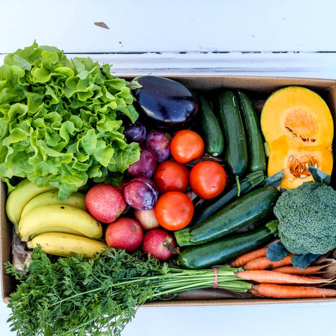 Local Box of Fruit and Veg at Your Food Collective