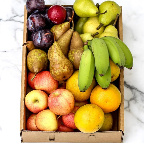 LocalFruite box from Your Food Collective