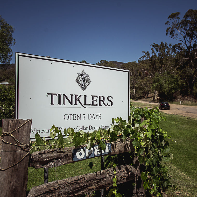 Tinklers Wines at Your Food Collective