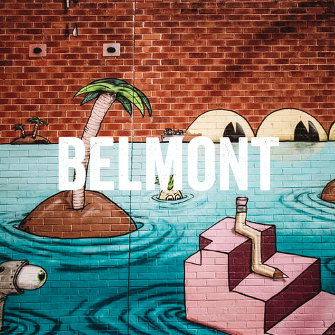 belmont at your food collective