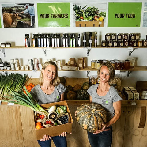 The team at your food collective