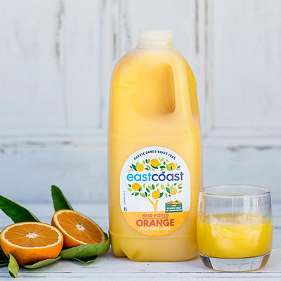 Local Orange Juice Drink (Pulp Free) - 2lt