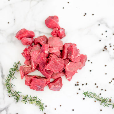 Local Diced Beef - 500g