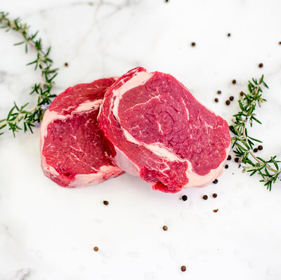 Local Scotch Fillet - 400g (2 pieces)