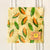 Local Beeswax Wrap - Medium - Sweetcorn Print