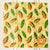 Local Beeswax Wrap - Large - Sweetcorn Print