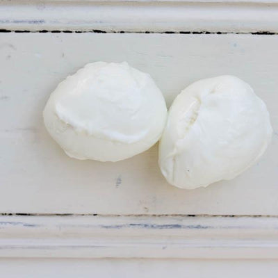 Local buffalo mozzarella at your food collective