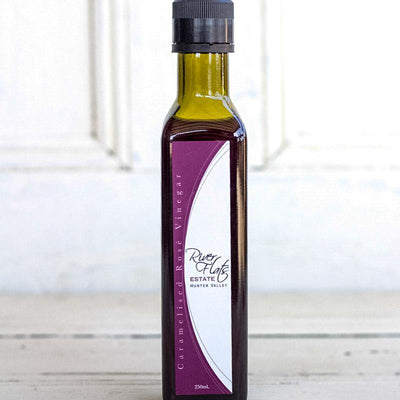 Local Caramelised Rosé Vinegar by Producer Riverflats Estate at Your Food Collective
