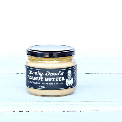 Local Chunky Dave's Peanut Butter (Crunchy) - 300g