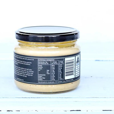 Local Chunky Dave's Peanut Butter - 300g