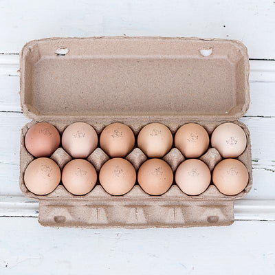 Local eggs from local producer the golden egg farm at your food collective