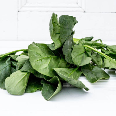 Local English Spinach from Producer Summit at Your Food Collective
