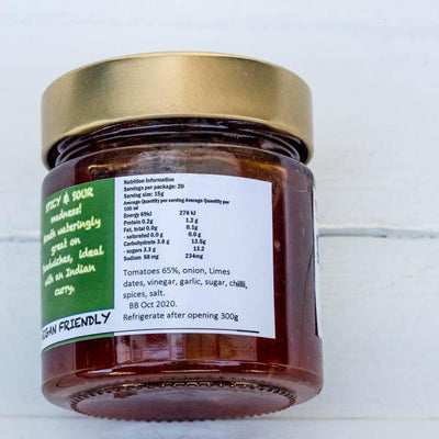 Local Chutney from Producer Fat Wren Farm at Your Food Collective