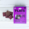 Local beetroot flats from fine fettle at your food collective