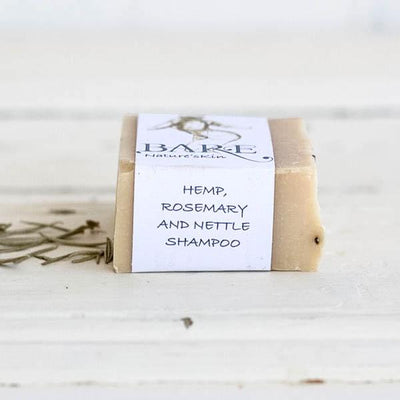 Local Hemp, Rosemary and Nettle Shampoo by Producer BARE Nature'sKin at Your Food Collective