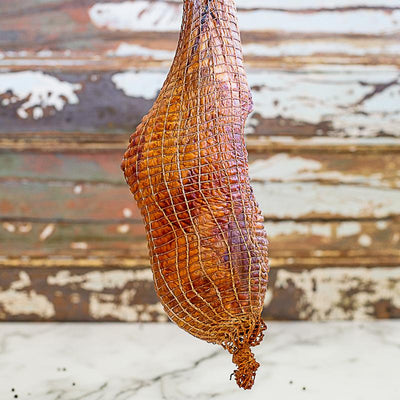 Local Whole Smoked Lamb Ham From Hunter Natural for Your Food Collective