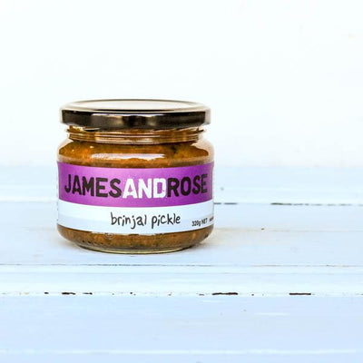 Local Brinja1 Pickle From James and Rose at Your Food Collective