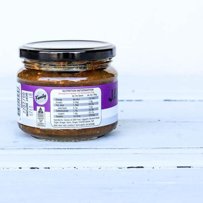 Local Brinjal Pickle From James and Rose at Your Food Collective