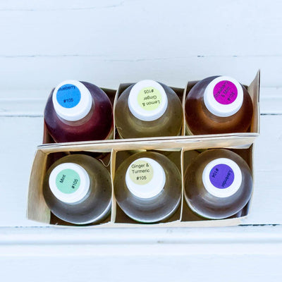 Local Organic Kombucha Seasonal 6 pack (330ml)