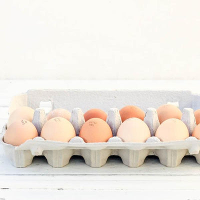 Local Little Hill Pasture Raised Eggs at Your Food Collective