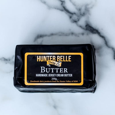 Local Butter from Producer Hunter Belle at Your Food Collective