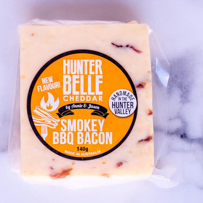 Local Smokey Bacon Cheese from Producer Hunter Belle at Your Food Collective