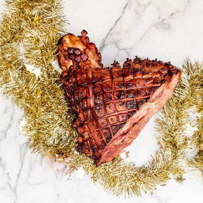 Local Maple Glazed Ham from Gamble and Brown at Your Food Collective
