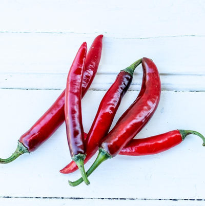 Local Red Chilli - 5