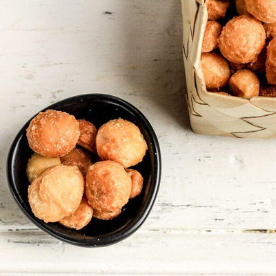 Local Maple Roasted Macadamias from Mama P at Your Food Collective