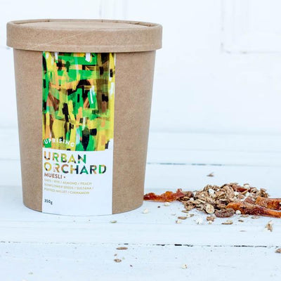 Local Urban Orchard Muesli from Baked Uprising at Your Food Collective