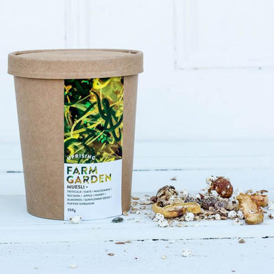 Local Farm Garden Muesli from Baked Uprising at Your Food Collective
