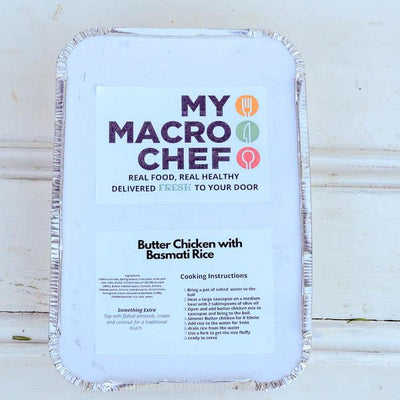 Local Ready Made Meals from My Marco Chef and Your Food Collective