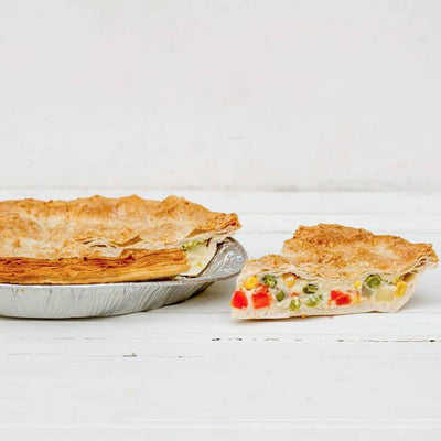 Local Family Pie - Chicken and Vegetable