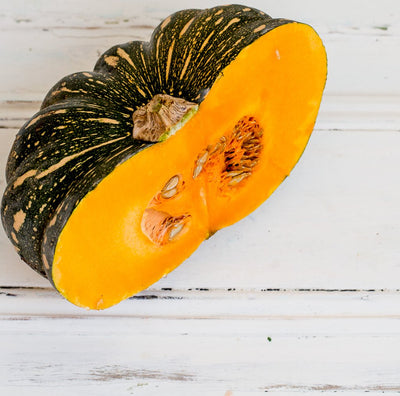 Local Pumpkin (Jap) - half