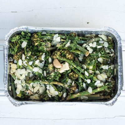 Local Roast Greens From Gamble & Brown at Your Food Collective
