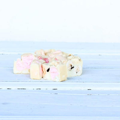 Local White Cranberry Rocky Road at Your Food Collective